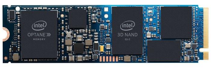 Intel M.2 ssd אינטל כונן אחסון