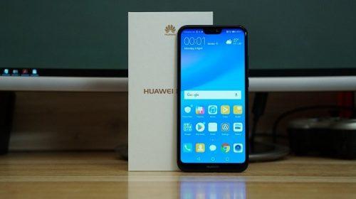 עדיין רלוונטי בשוק? סיקור Huawei P20 Lite