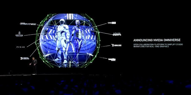Nvidia Omnivers