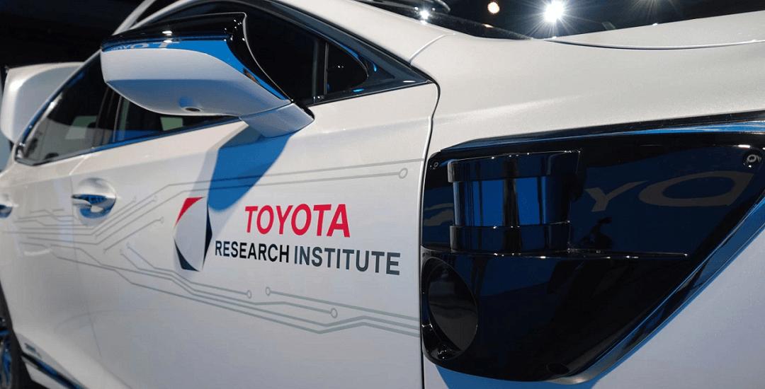 Toyota AI