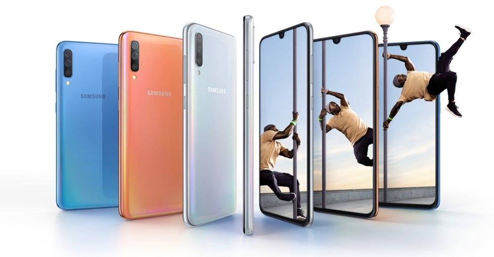 סמסונג מכריזה על שני מכשירים חדשים לסדרת ה-A