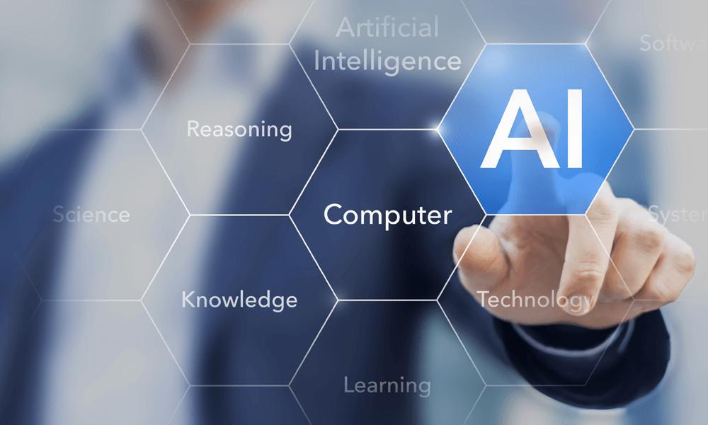 Human touches AI