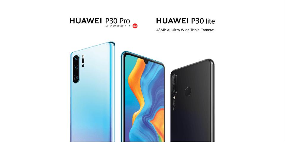 חברת Huawei משיקה את ה-P30 Lite בישראל