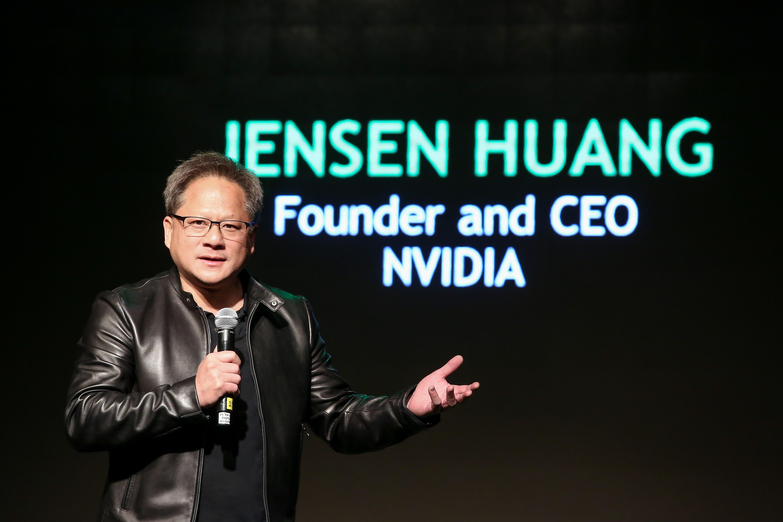 Jensen Huang, NVIDIA CEO