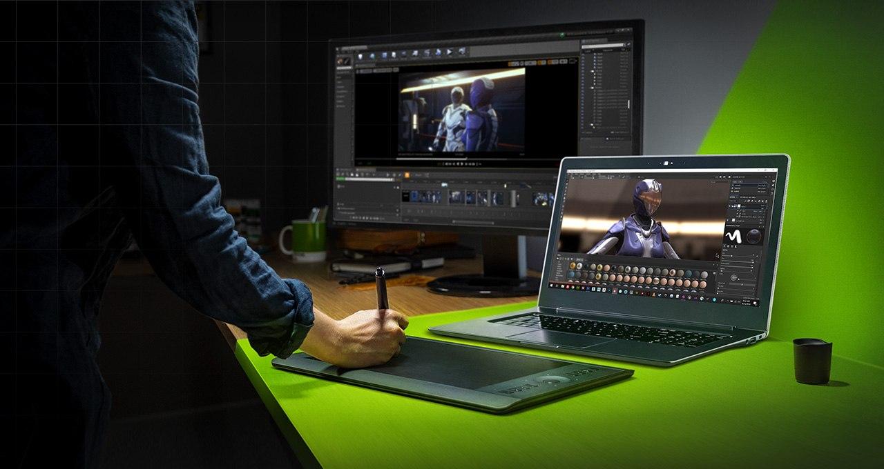 חברת Nvidia מרחיבה את פלטפורמת ה-RTX Studio