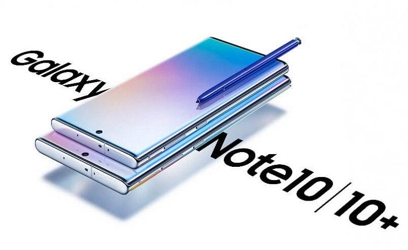 סמסונג משיקה את סדרת Galaxy Note 10