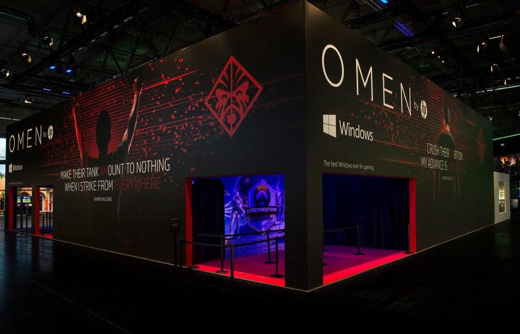 Omen מבית HP משיקה מוצרי גיימינג חדשים בתערוכת Gamescom
