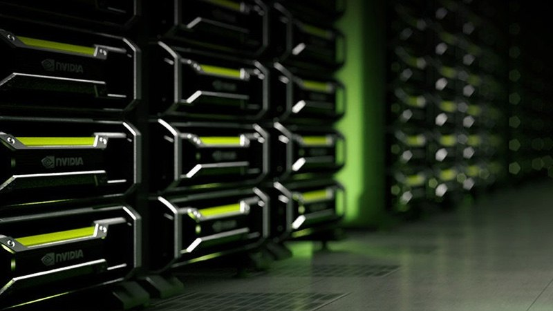 nvidia Geroce now servers