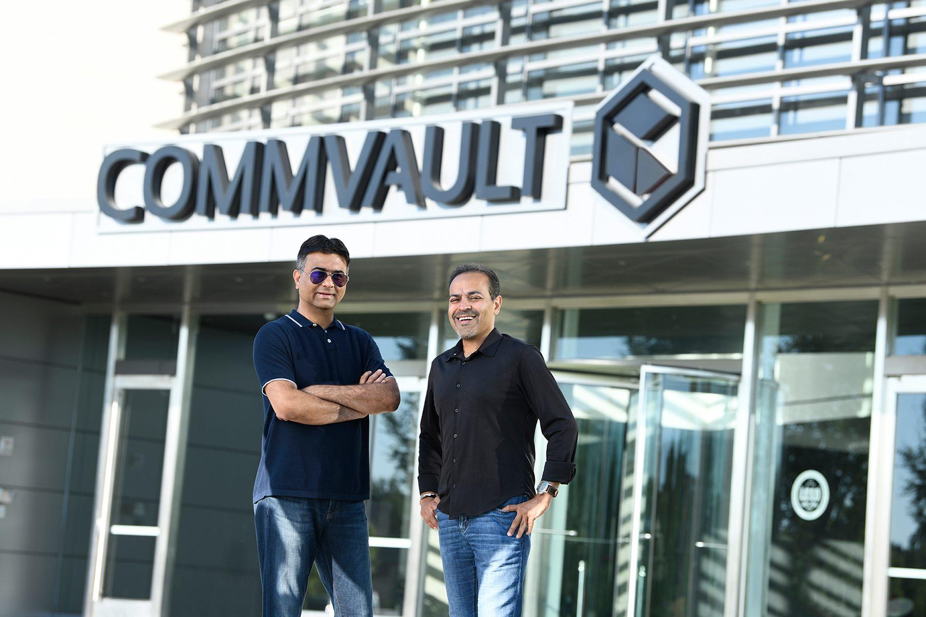 Commvault העולמית רוכשת את Hedvig כדי להאיץ את החזון האסטרטגי שלה