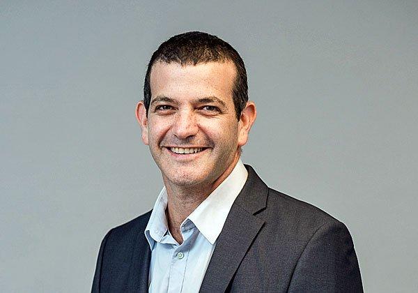 לירון ברעם מנהל אנליטיקה עסקית בקליק ישראל.  צילום: רן ברגמן